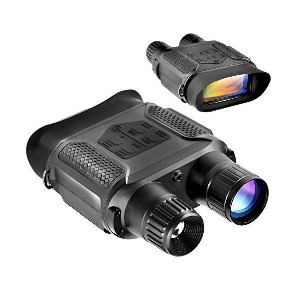 Solomark prismático de visión nocturna digital de visión nocturna